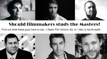 RFS006 – Mind Your Masters Pt. 1 & Women in Film