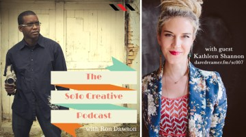 Solo Creative Podcast with Kathleen Shannon on Branding
