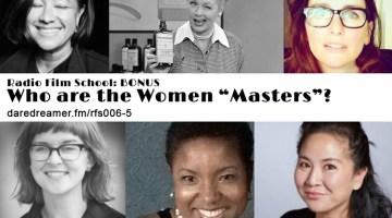 "RFS Bonus – Who are the Women ""Masters""?"