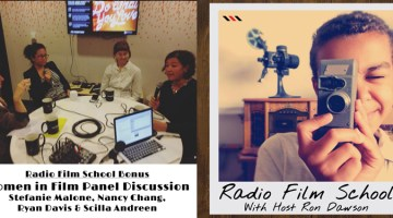 RFS Bonus – Women in Film Panel Discussion [Re-broadcast]