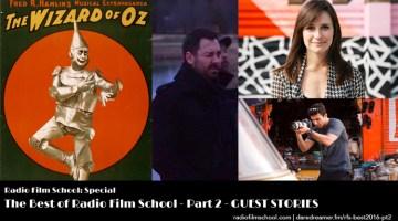 The Best of Radio Film School Stories – Part 2