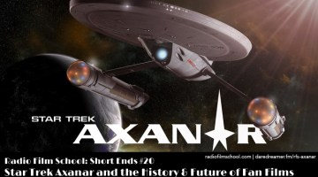 Star Trek Axanar and the History and Future of Fan Films [RFS-SE20]