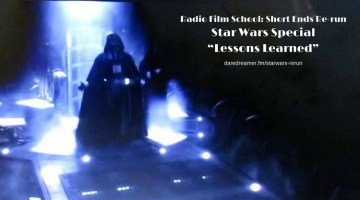 """Star Wars Special – """"Lessons Learned"""" [RFS-Rerun]"""