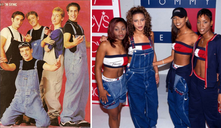 10 Sweet Fashion Trends From The 90s     Goliath Source  daretobechic com