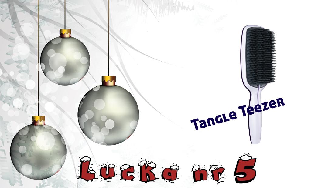Adventskalender 2016 Lucka 5 - Tangle Teezer
