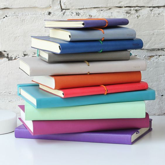 Paperchase notebooks