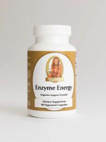 Julia's Formula for Enzyme energy
