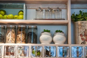 Kitchen organization sample
