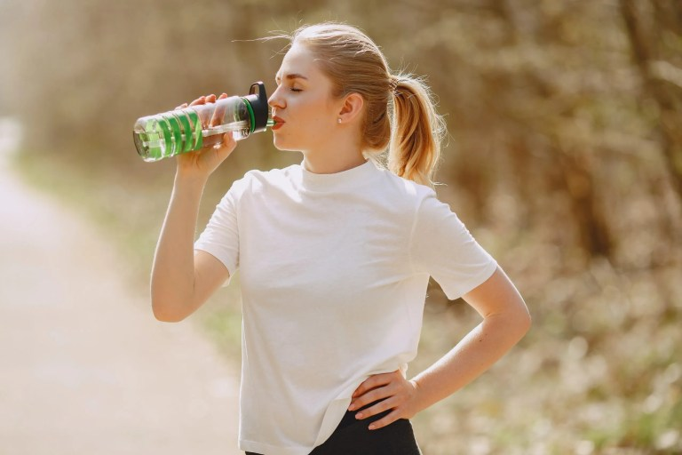Electrolyte Energy for Hydration