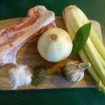 Beef Bone Broth ingredients