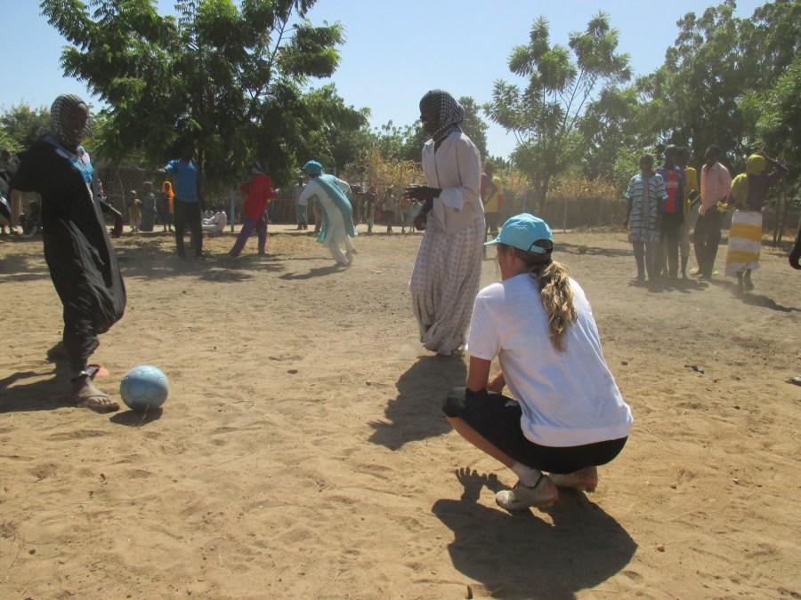 Adventures in Chad: Interview with DU Coach Ambassador Bridget Grant