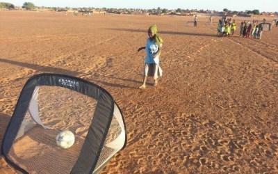Goals for Darfur
