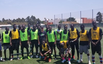 Darfur United Hosts Players From Across The United States