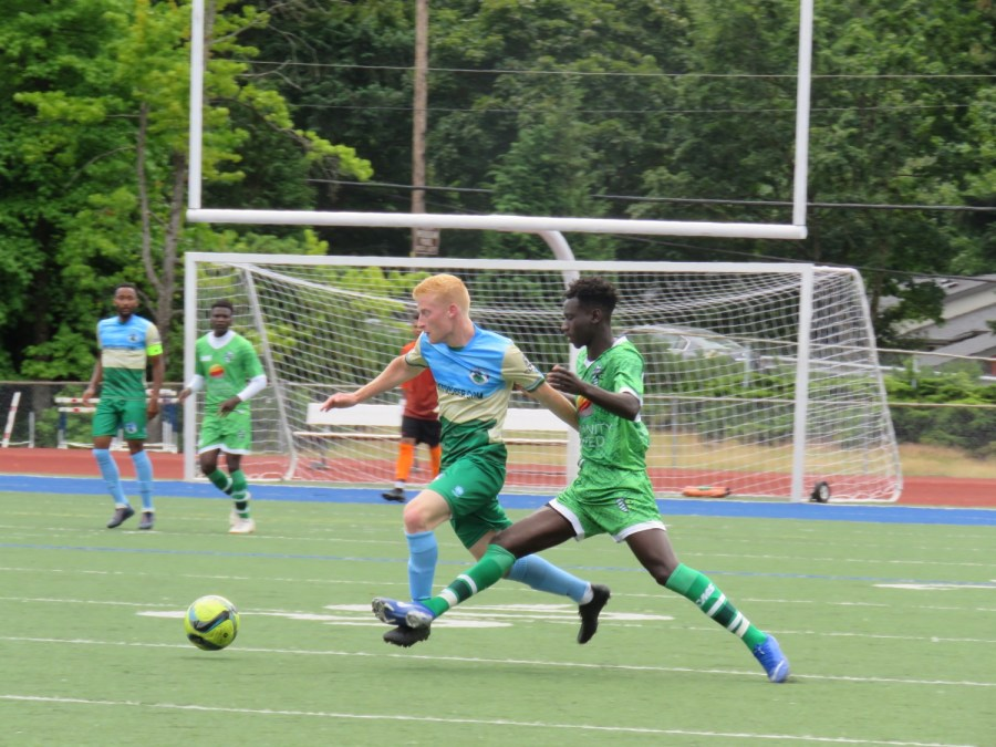 Darfur United takes on Cascadia on road to the 2020 World Football Cup