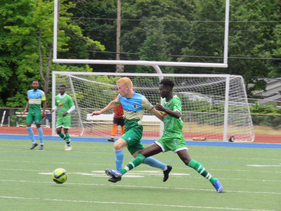 Darfur United vs. Cascadia