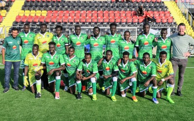 Darfur United Sets Sight on World Football Cup in North Macedonia