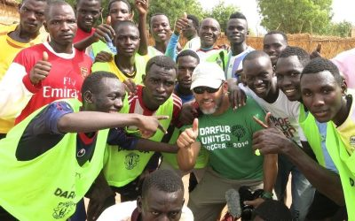 Darfur United: A 'forever' project