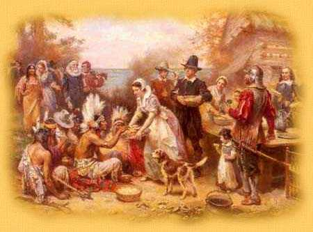 first_thanksgiving