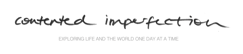Contented Imperfection - Logo