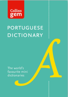 Collins Gem Portuguese Dictionary cover
