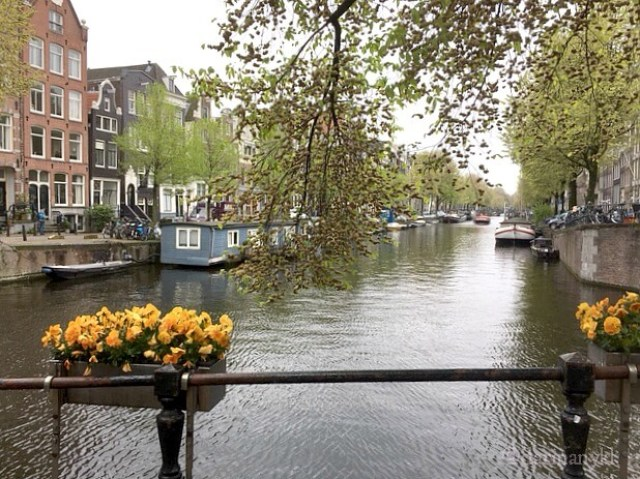 Amsterdam Brouwersgracht - Photo Diary | Holiday!