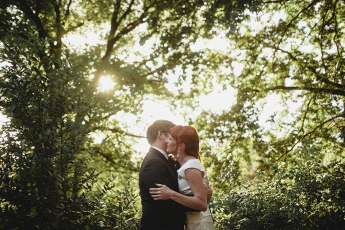 Wedding photography from montsalvat