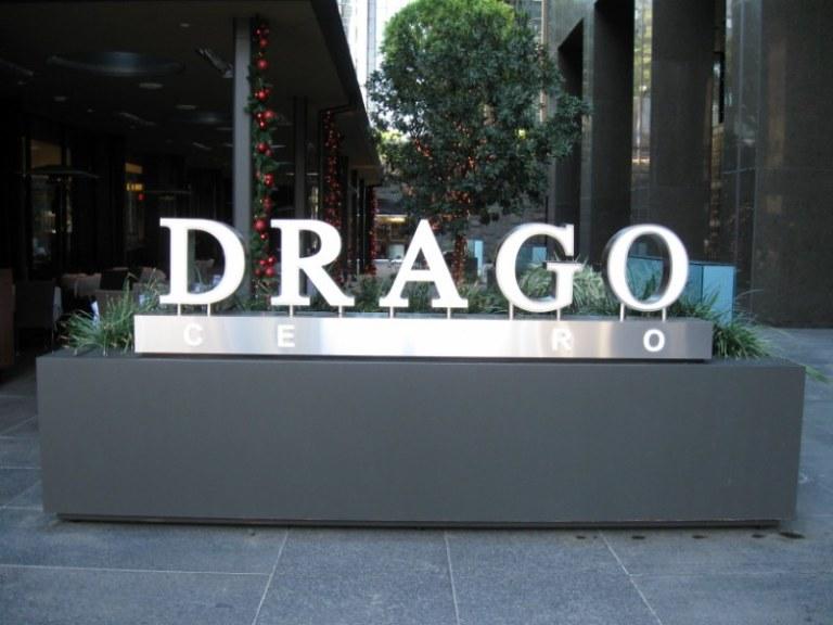 Drago Centro – 12/8/09