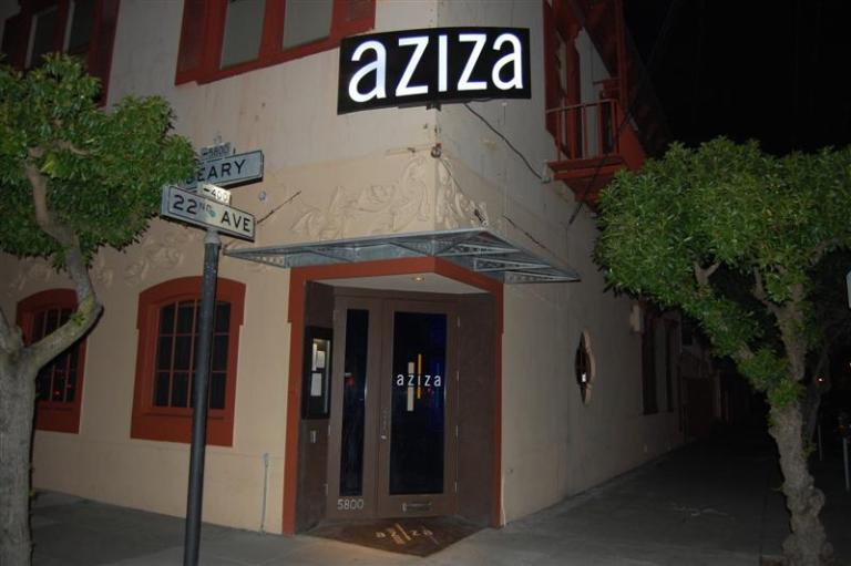 Aziza – 12/27/09