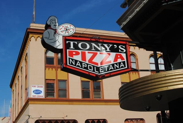 Tony's Pizza Napoletana – 12/23/10