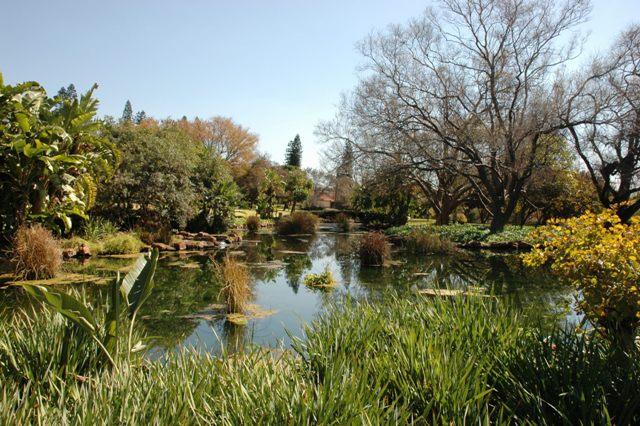 Jan Celliers Park, Pretoria, South Africa