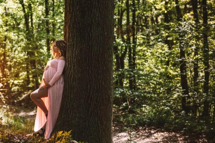 Come una fata dei boschi
