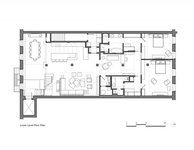 550ccd76e58eceb270000220_tribeca-loft-andrew-franz-architect_tribecaloft_andrewfranzarchitect_lower-level-floor-plan-1000x772