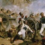 El Dos de Mayo de 1808,un día de furia contra los invasores franceses en Madrid