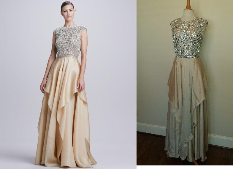 Replicas Of Designer Evening Dresses And Mother Of The