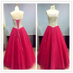 Style-106-Pink-Cinderella-Beaded-Ball-Gown-150x150
