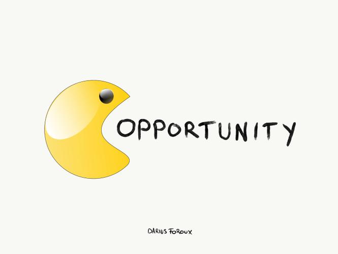 Stop Chasing Opportunities - Darius Foroux