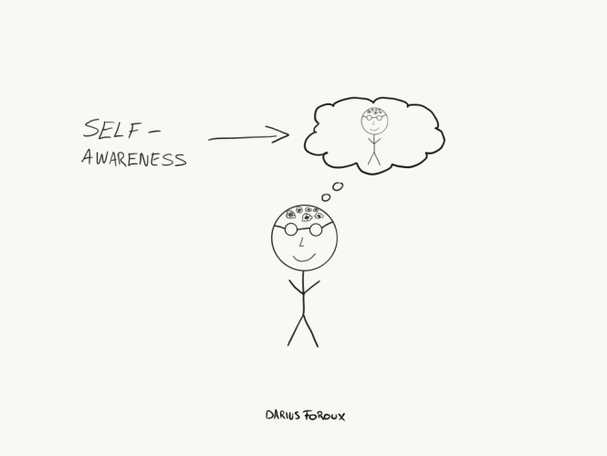 self awareness and self knowledge