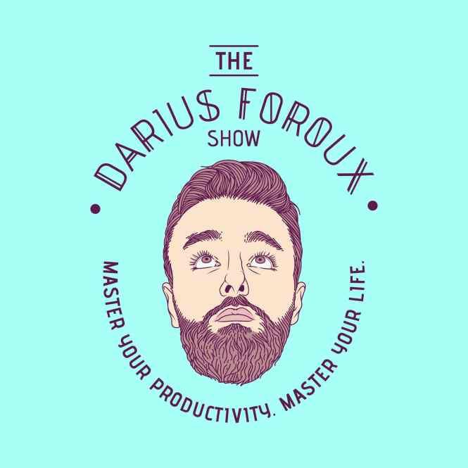 The Darius Foroux Show CoverArt-1