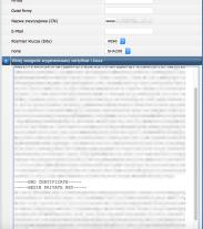 Certyfikat SSL paste