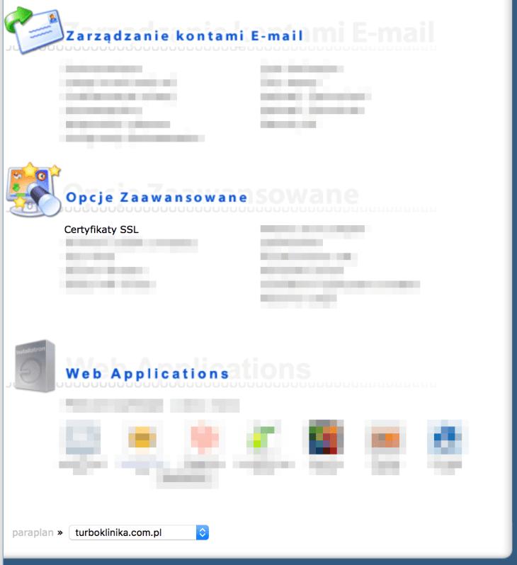 DirectAdmin Certyfikat SSL