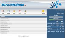 directadmin domena