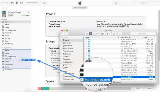 iTunes 12.7 macOS