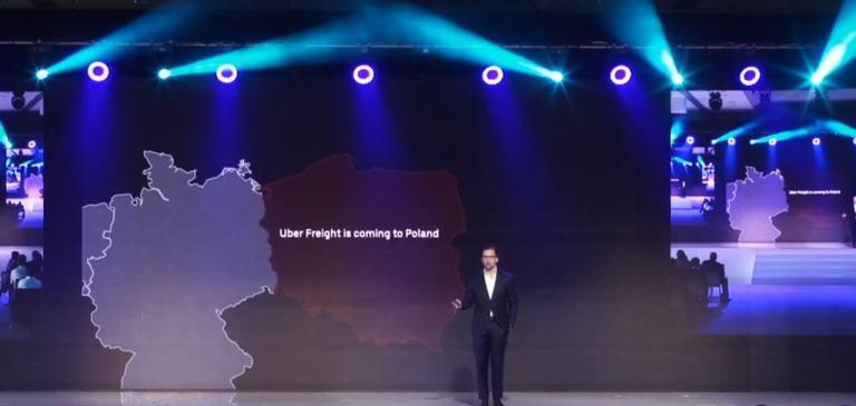 uber freight polska