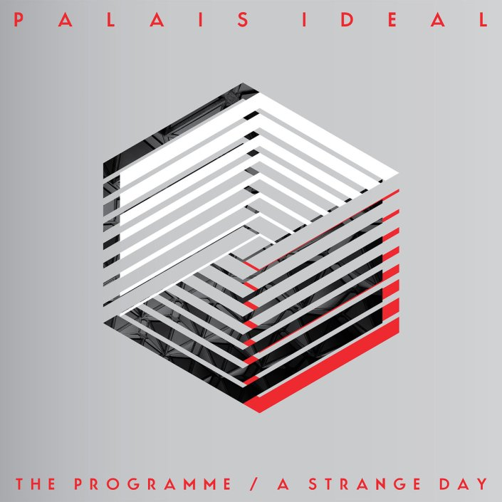 """Palais Ideal are back! After signing at Cold Transmission the artists John Edwards and Richard van Kruysdijk from the Netherlands are releasing the first single """"Programme"""" from the upcoming album """"Pressure Points""""."""