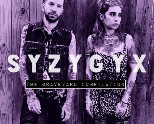 merch The Graveyard Compilation by S Y Z Y G Y X