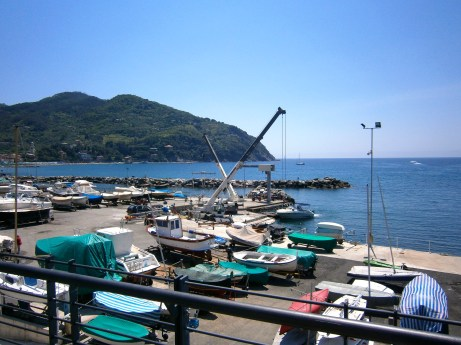 Levanto - part of the Cinque Terra