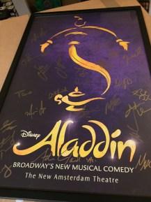 Aladdin The Musical (James Iglehart, Genie, at the top!)