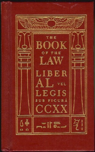 Promulgation of the Law of Thelema