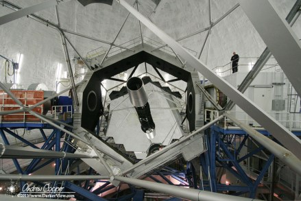 The Keck 2 telescope