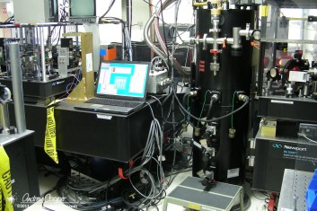 The KALI infrared detector in the Keck interferometer